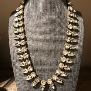 NWT Mixed Gem J. Crew Statement Necklace